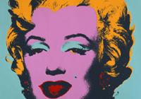 Výstava děl Andyho Warhola