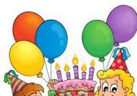 Oslava narozenin v pohádkově - strašidelném bludišti