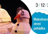 Malostranská zimní pohádka