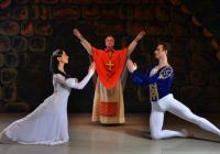 Royal Russian Ballet - Romeo a Julie, Praha