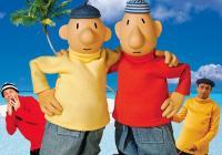 Pat a Mat jedou na dovolenou