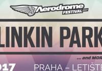Linkin Park v Praze / Aerodrome festival