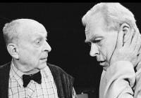 Alois Švehlík a Stanislav Zindulka: Ředitelská lóže