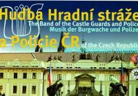 Benefiční koncert Hudby Hradní stráže a Policie ČR & DASHA j. h.