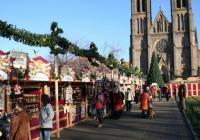 Vánoční trhy na náměstí Míru