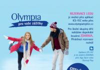 Bruslení u teplické Olympie