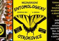 Entomologická výstava v Otrokovicích