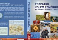 Křest knihy Pozpátku kolem zeměkoule s Pavlem Liškou