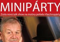 MINIPÁRTY  s Karlem Šípem a J.A. Náhlovským