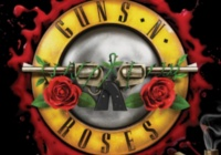 Guns N' Roses v Praze