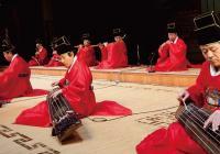 Korean National Orchestra - Traditional Korean Pungryu