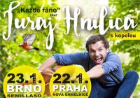 Juraj Hnilica & band - Každé ráno tour