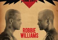 Robbie Williams v Praze