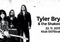 Tyler Bryant and The Shakedown v Praze
