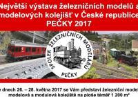 Největší výstava železničních modelů v ČR