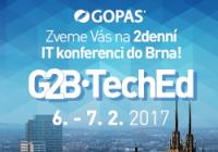 G2B•TechEd 2017