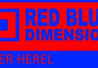 Red Blue Dimension Exhibition