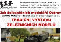 Tradiční výstava železničních modelů