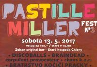 Pastille miller fest no.3