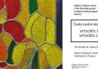 Workshopy: Vytvořte si vlastní šperk & Vytvořte si vlastní vitráž