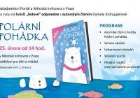 Tvůrčí odpoledne s autorským čtením knížky Polární pohádka.
