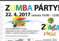 Zumba párty