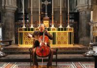 Koncert klavíristky Justine Verdier a violoncellisty...
