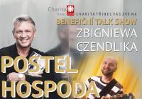 Benefiční talk show Zbigniewa Czendlika