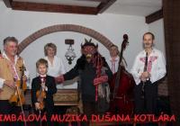 Ples s cimbálkou Dušana Kotlára