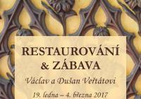 Restaurování a zábava