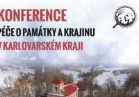 Konference: Péče o památky a krajinu v Karlovarském kraji
