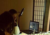 Vánoční workshop animace s loutkami