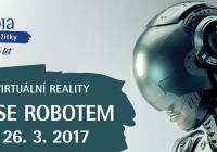 Staň se robotem – virtuální realita