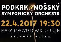 Koncert filmové hudby - Podkrkonošský symfonický orchestr