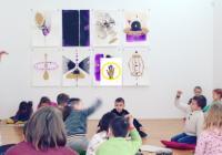Workshop pro děti s umělcem Milanem Caisem