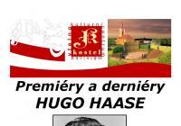 Premiéry a derniéry Hugo Haase