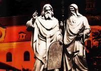 Cyrilometodějský Velehrad