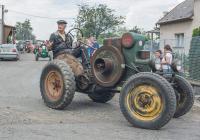 Železnohorský traktor 2017