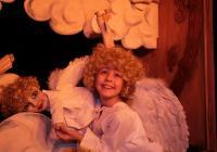 O zapomnětlivém psaníčkovém andělíčkovi