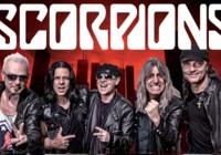 Scorpions v Ostravě
