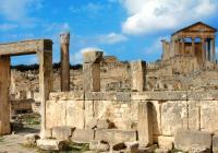 Tuniské dědictví Unesco