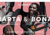 JazzFestBrno 2017: Dan Bárta + RBT + Filharmonie Brno / Richard Bona Mandekan Cubano