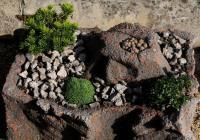 Hypertufy v zahradě