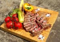 Královské steaky - Tomahawk, Hanger, T-bone