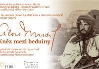 Alois Musil – kněz mezi beduíny