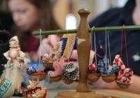 Kurzy tradičních řemesel pro děti – hračky z textilu