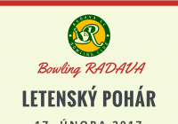 Letenský pohár na Radavě