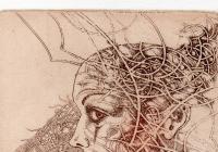Současná grafika v Galerii Hrozen