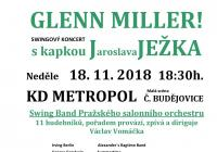 Glenn Miller v Českých Budějovicích