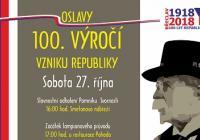 Lampionový průvod a Oslavy vzniku republiky - Břeclav